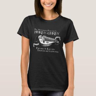 Women's Hurdy-Gurdy dark T-shirt