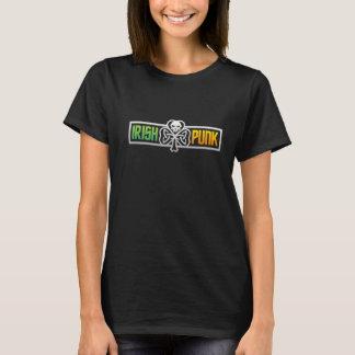 Womens Irish Punk shirt. T-Shirt