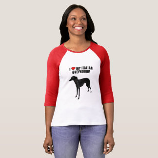Women's Italian Greyhound T-Shirt