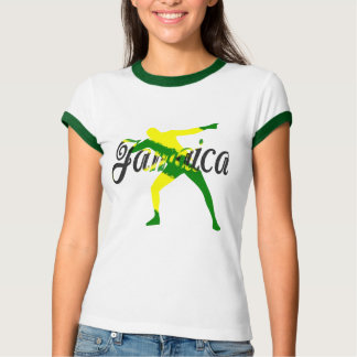 Women's Jamaica Bolt Tee