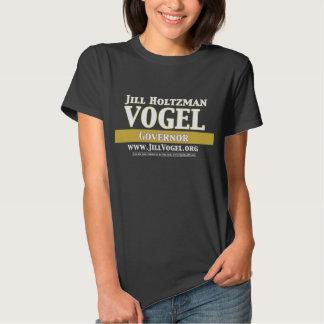 Women's Jill Holtzman Vogel Shirt (Black)