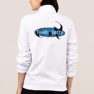 Women's Jogging Sweater Jacket