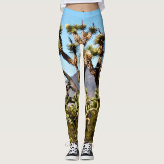 "Women's ""Joshua Tree"" Leggings"