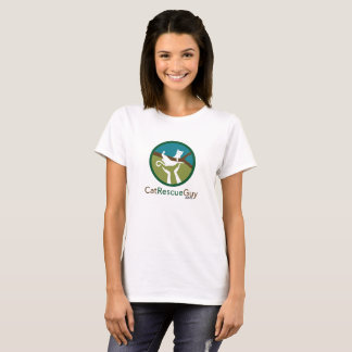 Women's large logo T-Shirt