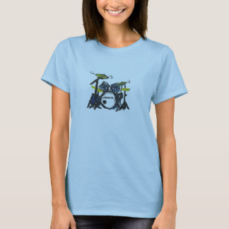 Women's Laroga Drums T-Shirt