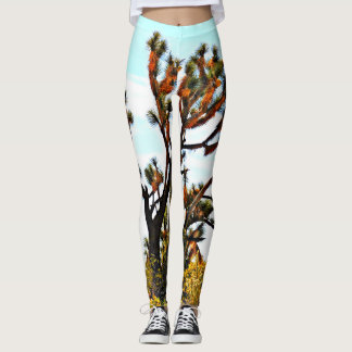 "Women's Leggings ""Joshua Tree"""