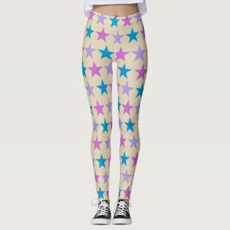 Women's leggings Stars