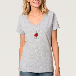 Women's light Pinchy T T-Shirt