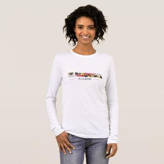 Women's Long Sleet T-Shirt with Alumni Logo