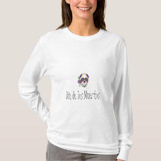 Women's Long Sleeve Dia de los Muertos Shirt