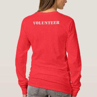 Women's Long Sleeve (small emblem) T-Shirt