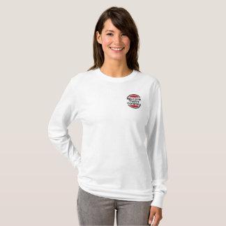 Women's long-sleeved tee-shirt with logo T-Shirt