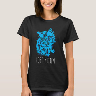 Women's LOST KITTEN T-shirt