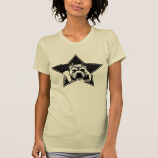 Women's Lover Not Fighters Pit Bull Top