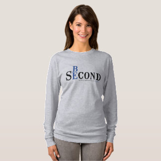 Womens LS gray shirt