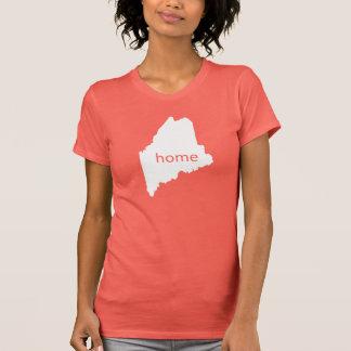 Women's Maine Home Shirt