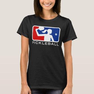 Women's Major League Pickleball T-shirt (Black)