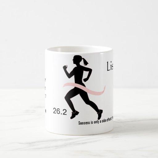 Women's Marathon Mug