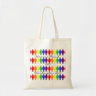women's march 2017 LGBTQIA Tote Bag
