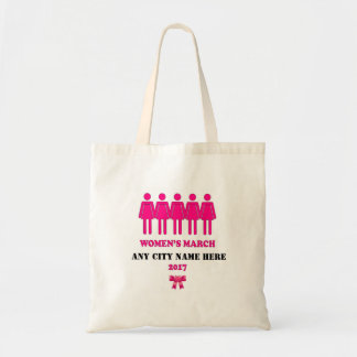 Women's march 2017 tote. tote bag