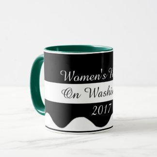 Women's March on Washington 2017 Mug