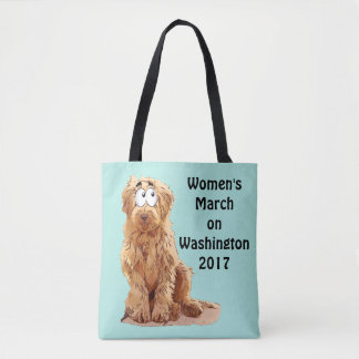 Women's March on Washington 2017 Tote Bag