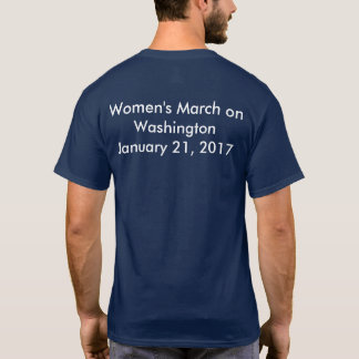 Women's March on Washington Shirt
