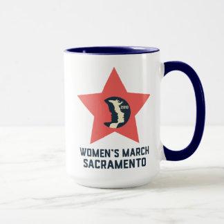 Women's March Sacramento Mug