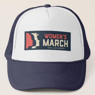 Women's March SLO - Trucker Cap