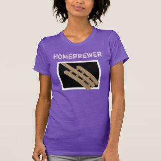 Women's Mash Paddle - Homebrewer Shirt
