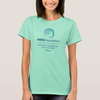 Women's MdDS Awareness Basic T-Shirt