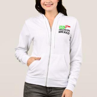 Women's Mexican logo Flex Fleece Zip Hoodie