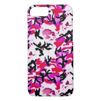 Women's Military Camo iPhone 7 Case