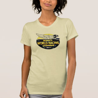 Women's MONACO RACING CHAMPIONSHIP T-Shirt
