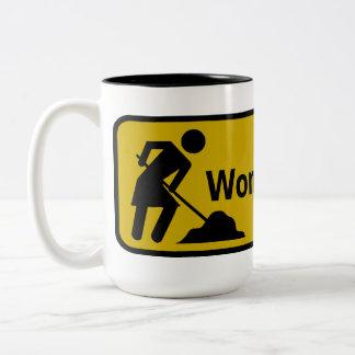 Women's mug