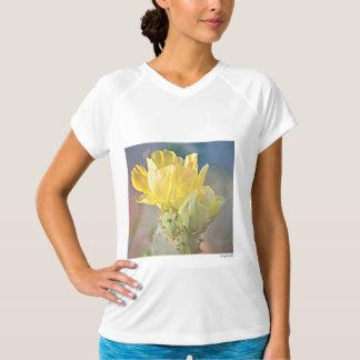 "Women's NB Short Sleeve ""Pickly Pear Flower"" Tee"