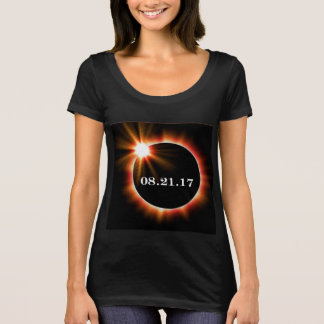 Women's Next Level Scoop Neck Eclipse T-shirt