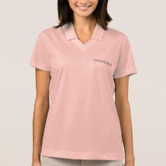 Women's Nike Dri-FIT Pique Polo Shirt, - Overjoye