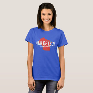 Women's Official Campaign T-Shirt (Blue)