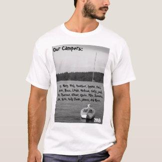Women's Organic Cotton Camp Carter Tee