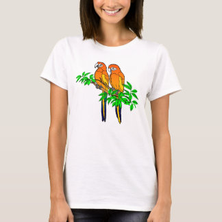 Womens Parrot T-Shirt