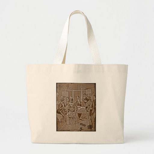 Women's Petition for Equal Suffrage Bag