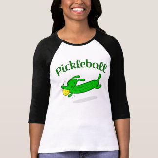 Women's Pickleball 3/4 Sleeve Jersey T-Shirt