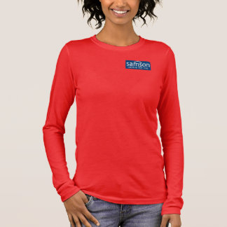 Women's Plus Size 3/4 Sleeve V Neck Long Sleeve T-Shirt