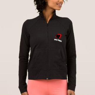 Women's Pro Tribal Black Practice Jacket