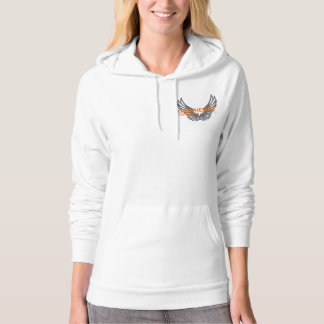 Women's Pull Over Fleece Hoodie