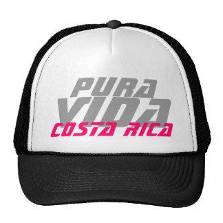 Women's Pura Vida Costa Rica Souvenir Hat