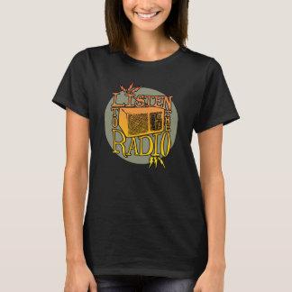 Women's Radio dark T-shirt