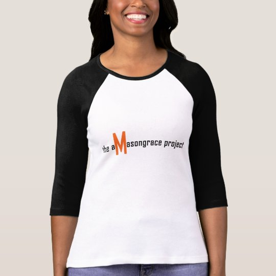 Women's Raglan-sleeve T-shirt_Orange T-Shirt