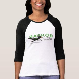 Women's Raglan Spirit Shirt: Go Raskob! T-Shirt